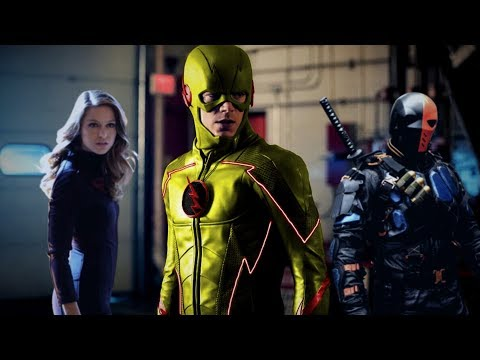 Justice League: Shattered World - Movie Trailer (Injustice/Flashpoint/Crisis on Earth X)