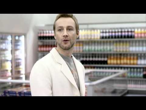 ICA reklamfilm 2005 v.50 - Face off