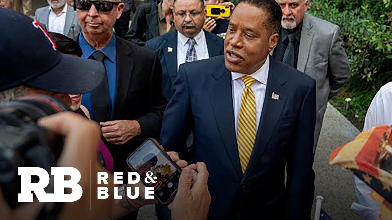 California's Larry Elder and the New Black Republicans