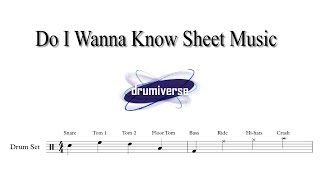 do-i-wanna-know-by-the-arctic-monkeys---drum-score-request