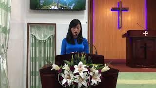 HTTL LONG TRẠCH - Chương trình thờ phượng Chúa - 25/07/2021
