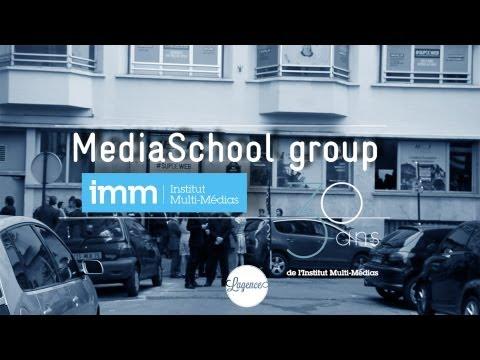 30 ans de l'Institut Multi-Médias (IMM) dans les locaux de MediaSchool Group
