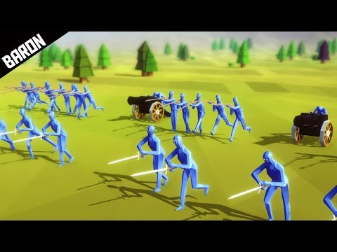 FRENCH REVOLUTION Massacre! - Totally Accurate Battle Simulator