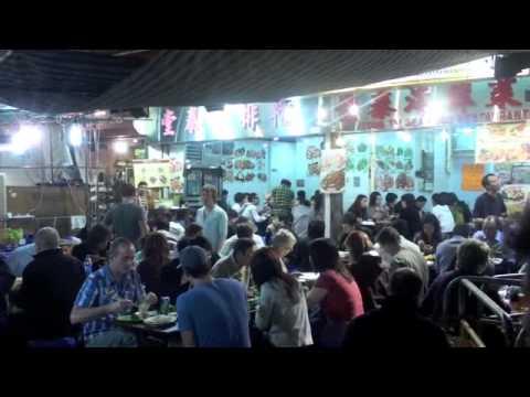 Temple Street Night Market - Hong Kong