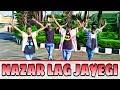 NAZAR LAG JAYEGI   Millind Gaba   Kamal Raja   GuRu Gang    Dance Freestyel
