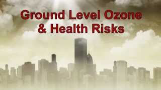 Ozone is found in two regions of the Earth's atmosphere, at ground ...