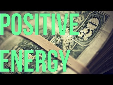 How To Use Positive Energy To Attract Money! (This WORKS!)
