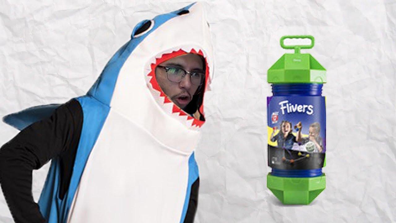 Los Flivers de Shark Tank / Lalobri