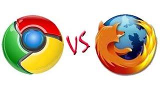 Mozilla Firefox Vs. Google Chrome