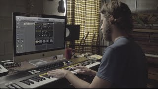 John Nye Performs With EXHALE by Output