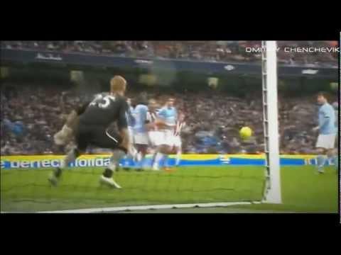 Joe Hart - best save 2011/2012