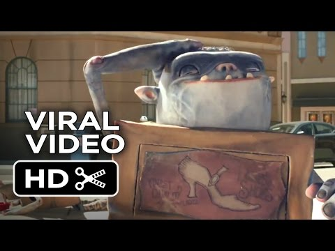 The Boxtrolls VIRAL VIDEO - The Boxtrolls Were Here (2014) - Stop-Motion Animated Movie HD