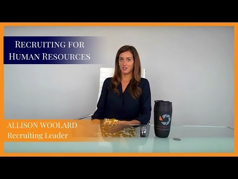 Recruiting For Human Resources | SSG Knows Headhunting HR
