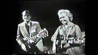 Les Paul & Mary Ford - Big Eyed Girl / I'm Sitting on Top of the World(1958)
