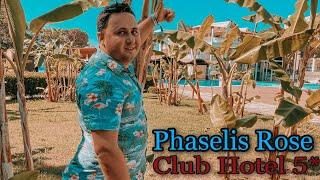 CLUB HOTEL PHASELIS ROSE 5 КЕМЕР ТЕКИРОВА Турция 2021