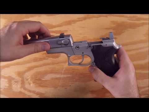 TearDown - Smith & Wesson 6906 - 69 Series Disassembly/Reassembly