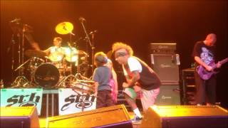 hed pe bob marley cover with children live anaheim 5 30 2012