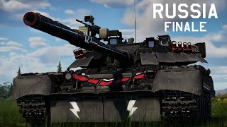 War Thunder: Russian Ground Forces Tier VI/VII- Review and Analysis