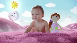 Experience the gentle mildness of new Downy Baby Gentle!