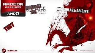 Test | Radeon R7 250 1GB | Dragon Age: Origins | Ultra High Settings
