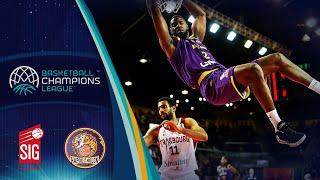 SIG Strasbourg V UNET Holon - Highlights - Basketball Champions League 2019-20