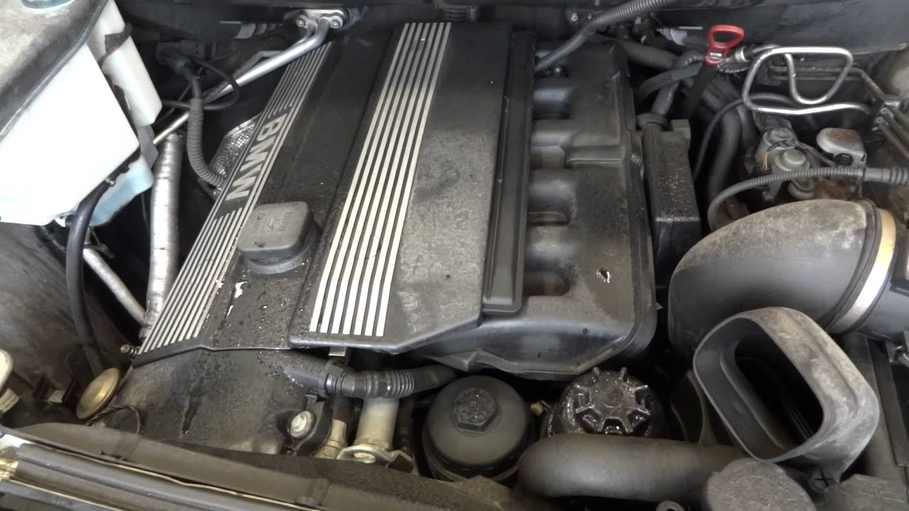 2001 bmw engine diagram 2001 bmw x5 3.0l engine with 81k miles - youtube