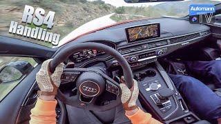 2018 Audi RS4 (450hp) - DRIVE & TALK (60FPS)