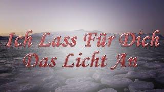 Ich Lass Für Dich Das Licht An | Revolverheld | Instrumental-Cover