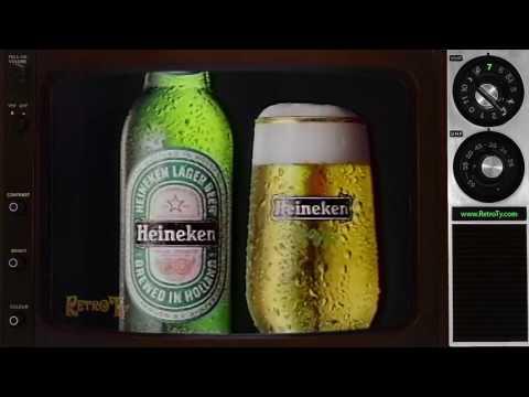 Heineken Feliz Navidad.1986 Heineken Beer The Number One Import