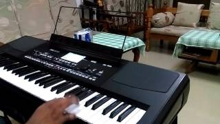 OPPAM SONG CHINNAMMA ON KEYBOARD