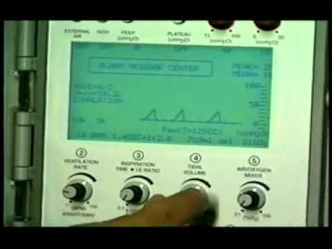 Impact Uni-vent Ventilator
