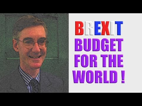 🗺 Jacob Rees-Mogg Calls for Pro-World Budget!🗺