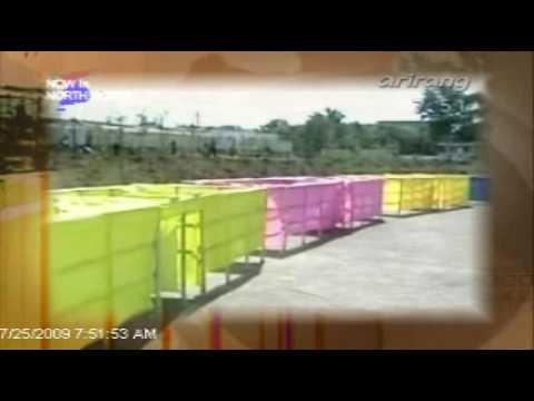 Outdoor swimming pool opens in Sariwon City arirangTV