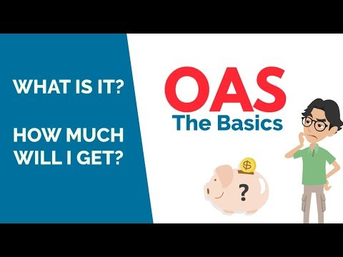 THE BASICS OF OLD AGE SECURITY PENSION - Old Age Security Pension Amount