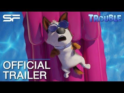 Trouble   Official Trailer  ตัวอย่าง ซับไทย