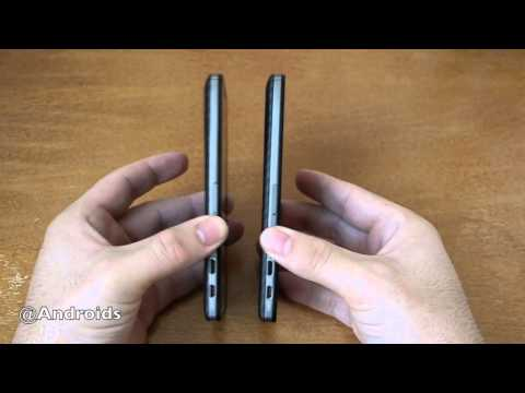 Motorola DROID RAZR HD vs MAXX HD vs RAZR M