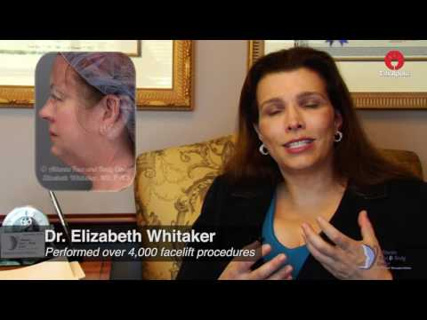 Health and Wellness: Dr. Elizabeth Whitaker's PrecisionLift™