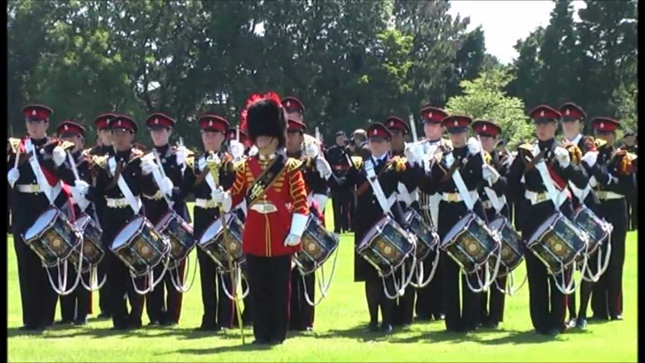 Duke of York's Royal Military School Corps of Drums ...