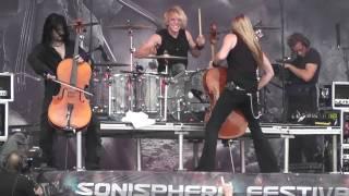 Apocalyptica - Grace (Sonisphere UK, 2010 HD)