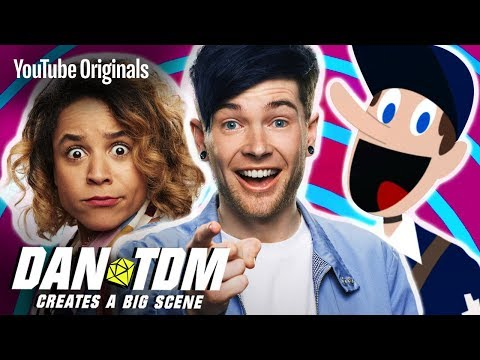 Sing Me A Song - DanTDM Creates A Big Scene (Ep 5)