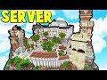 NEW CITY IS NOW HERE!  (NEW SERVER)  | Minecraft SKYBLOCK #8
