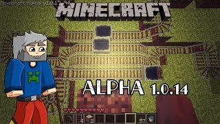 Histoire de minecraft #3  Alpha 1.0.14 - Minecart boosters !