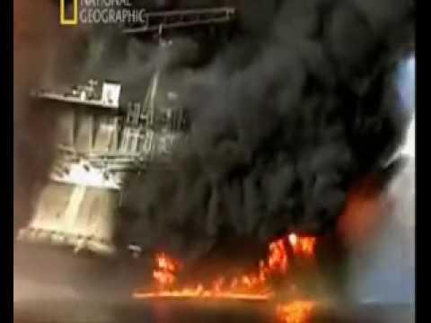 Катастрофа в Мексиканском заливе. Deepwater Horizon
