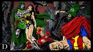 Can Dr. Doom Defeat the Justice League?