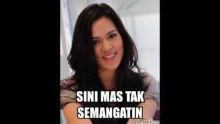 Meme Raisa Andriana Manis Imut TerLucu lucu BAnget populer Indonesia