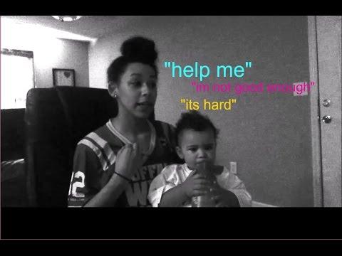 SINGLE MOM PROBLEMS!