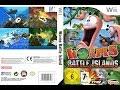 Worms Battle Islands Wii [NTSC] [WBFS] [1 Link Mega]