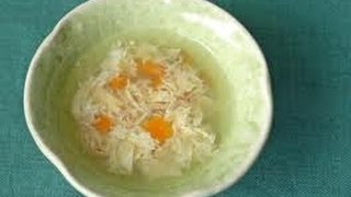 Recipe Egg Drop Soup