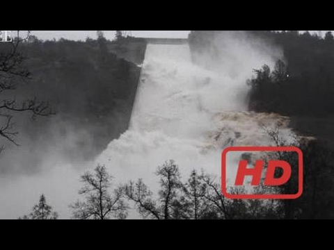 BREAKING LIVE News UPDATES 4-2-17 🔴 The End of California (Oroville Dam, Infrastructure, Wild fires