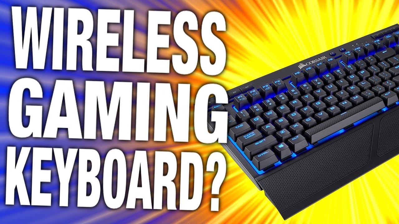 05f81536223 Corsair K63 Wireless Mechanical Gaming Keyboard Review - YouTube